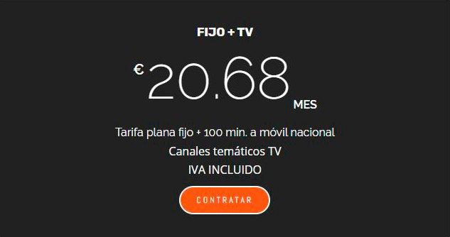 Fijo+TV
